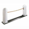 Chain barrier by Powermatic