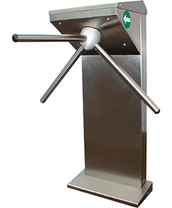 Powermatic turnstile