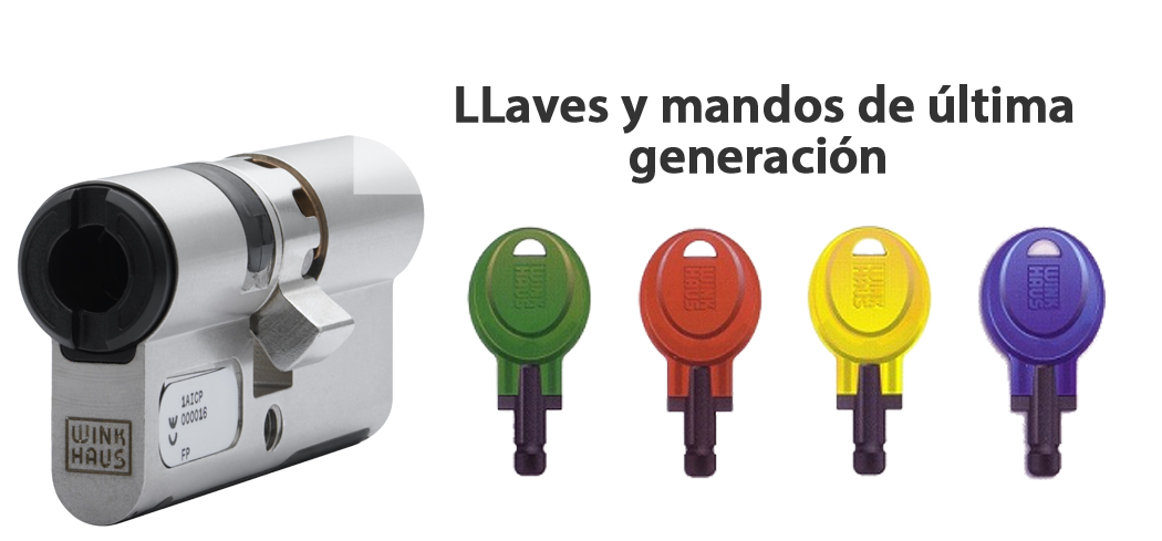 llaves y mandos Powermatic