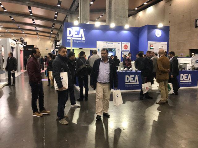 FERIA INTERNACIONAL DE PUERTA AUTOMATICAS 2017