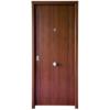 puerta peatonal moderna milán madera