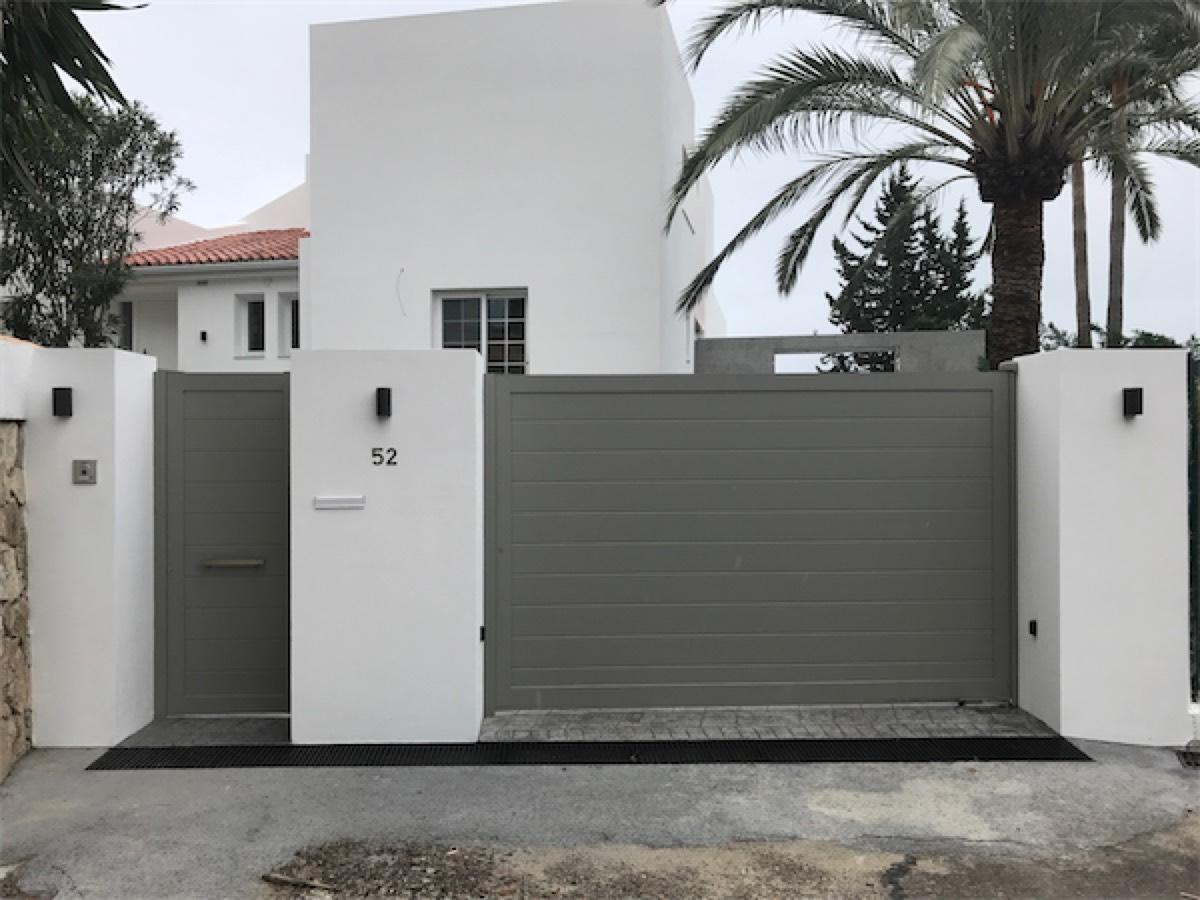Materiales para puertas autom ticas - Puertas automaticas para cocheras ...