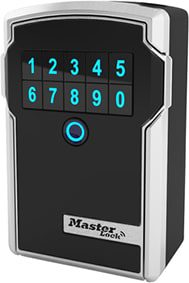 digital key safe box