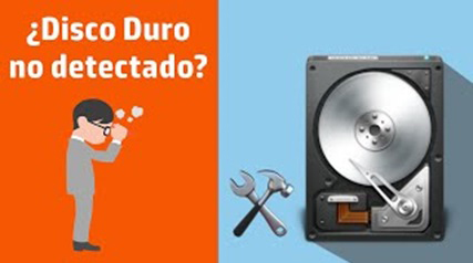 disco duro averidado